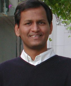 Picture of Milind Madhav Buddhikot