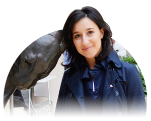 Photo of featured researcher Alessandra Sala