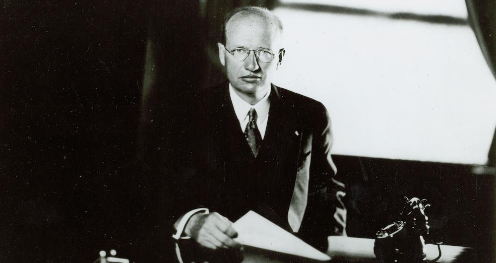 Oliver Buckley