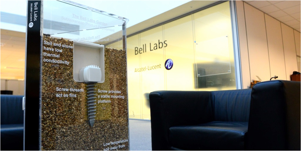 Bell Labs Garden