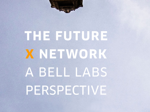 The Future X Network - Bell Labs