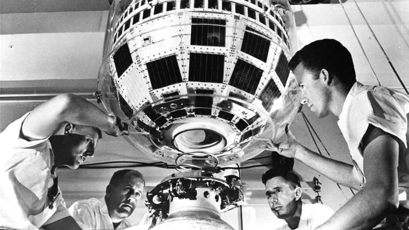 Telstar, is it a plane, a bird, a satellite or a soccer ball? - Bell