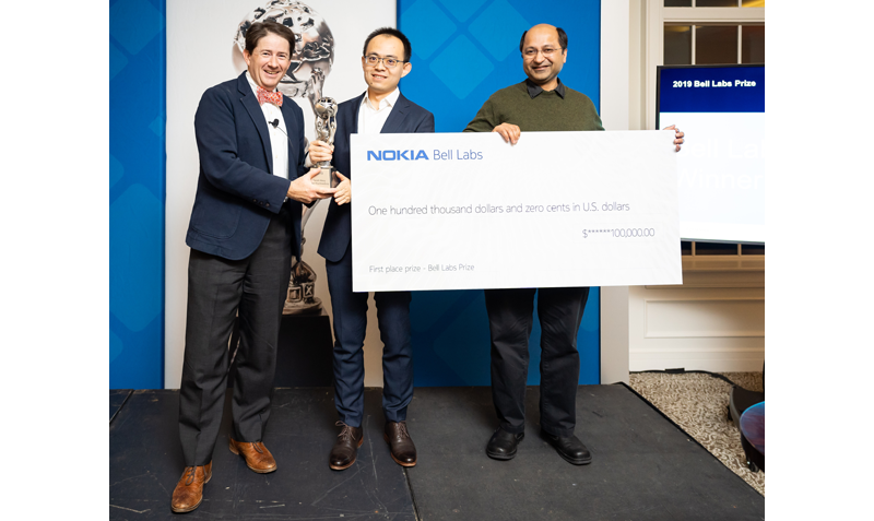 Bell Labs Prize Winners 2019
